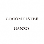 cocomeisterとganzoのロゴ