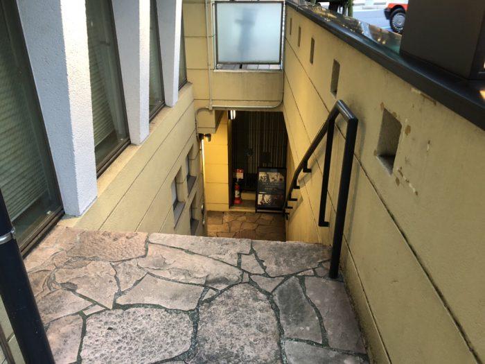 Chacharitoの入り口