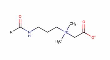 コカミドプロピルベタインの塩基配列の画像