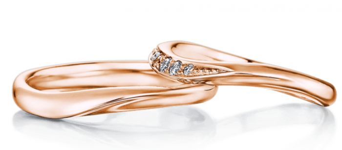 結婚指輪の素材のロゴ2