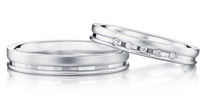 結婚指輪の素材のロゴ9