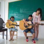 子どもにおすすめのギター教室