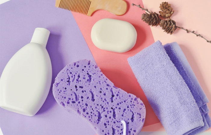 石鹸やボディソープ